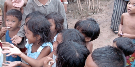 Kids in Cambodia need a miracle of provision, protection, and education.